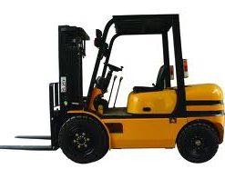 Forklift & Material Handling Seats