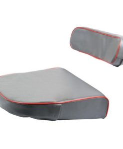 Massey Ferguson Seat Cushion & Back Rest Inc Steel Backing (€45.00 Delivered)