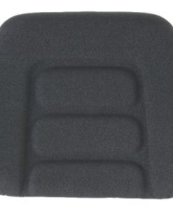 Grammer DS85/H90 Seat Back Cushion Black Fabric