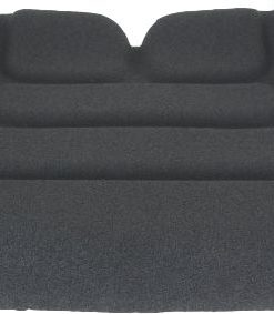 Grammer DS85/H90 Seat & Back Cushion Kit Black Fabric