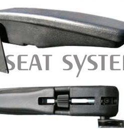 LH Deluxe Adjustable Armrest