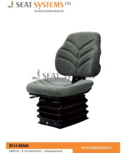 BF34/KE80 Compact Air Suspension Seat