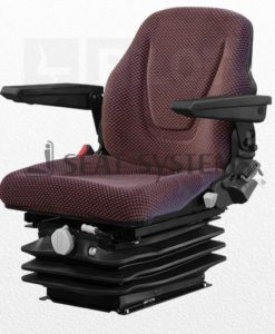 Deluxe Mechanical Suspension Seat