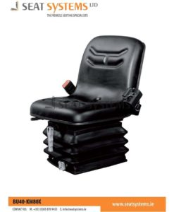 SP200/SM80X Compact Suspension Seat