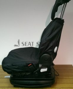Heavy Duty Seat Cover - (Grammer Seat With Cushion Adjustment)