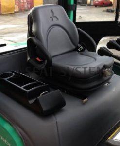 Mitsubishi fd20n-fd25n-fd30n-fd35an-fd35n Forklift Seat Cushion