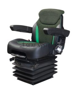 AGROMACT LX DELUXE LOW FREQUENCY AIR SUSPENSION SEAT