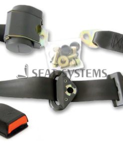 3 point automatic harness seat belt for MAN Trucks